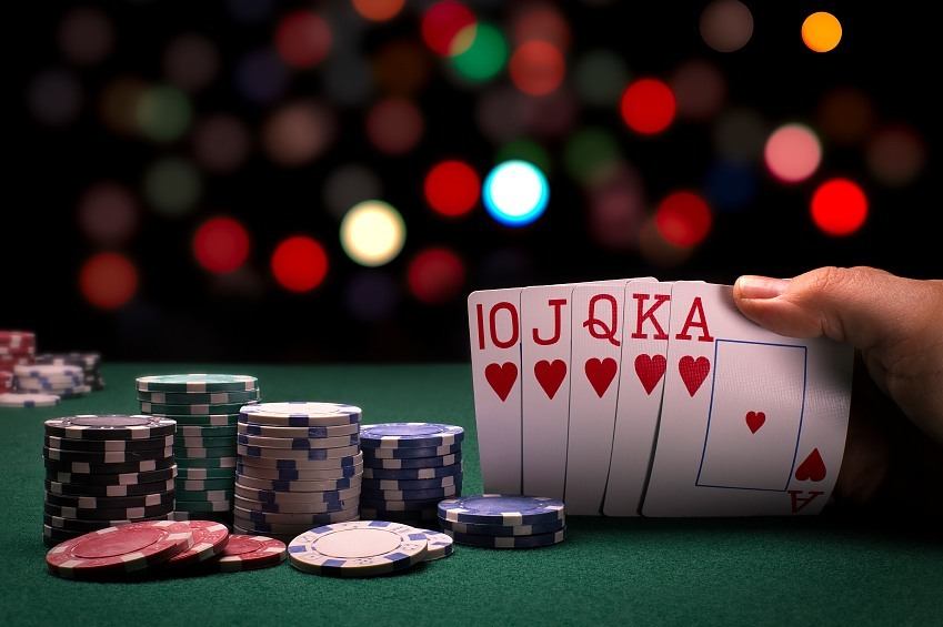 Here's A fast Way To unravel An issue with Casino Game