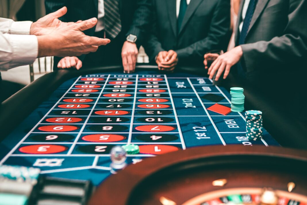 The ten Key Elements In Casino Game