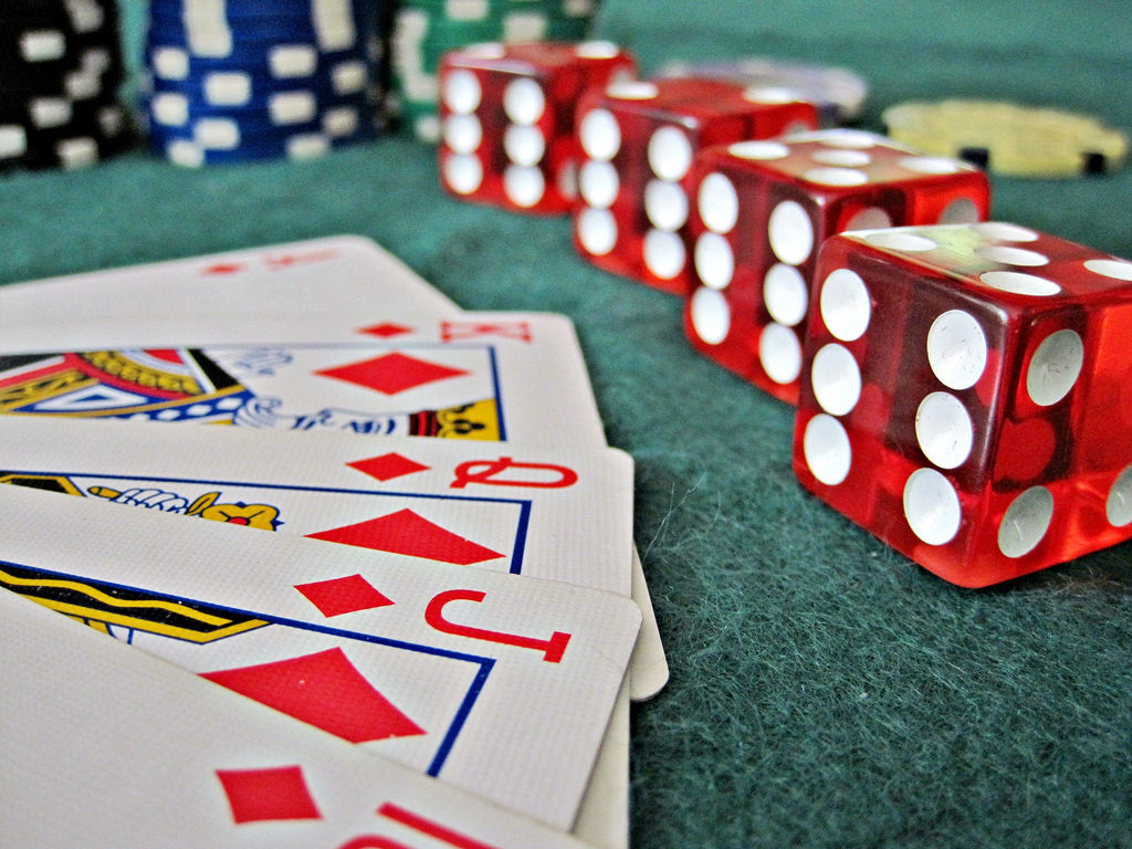 The Death Of Gambling And Methods To Avoid It